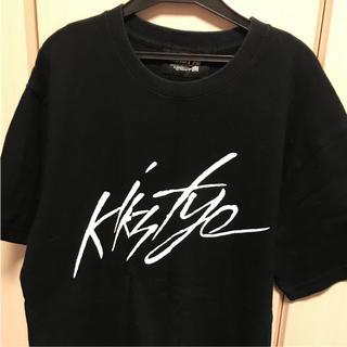 キックスティーワイオー(KIKS TYO)のkiks tyo tシャツ (Tシャツ/カットソー(半袖/袖なし))