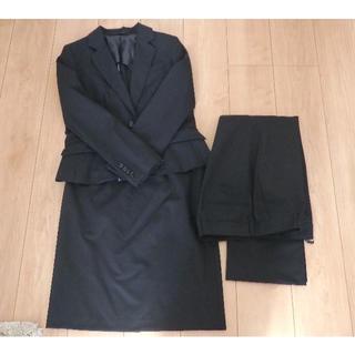 スーツカンパニー(THE SUIT COMPANY)のスーツ上下3点セット(ジャケット・スカート・パンツ)/SUIT SELECT(スーツ)