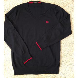 バーバリーブラックレーベル(BURBERRY BLACK LABEL)のバーバリーブラックレーベル メンズ ニット(ニット/セーター)
