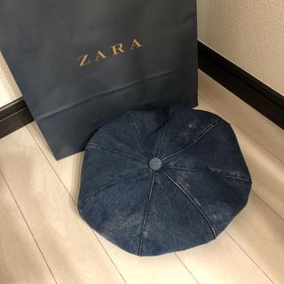 ザラ(ZARA)の美品(キャップ)