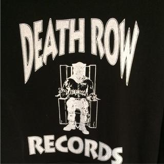 スヌープドッグ(Snoop Dogg)の【期間限定格安出品】DEATH ROW パーカー(パーカー)