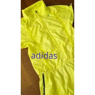 アディダス(adidas)の美品◇adidasレモンイエロー(ウォーキング)