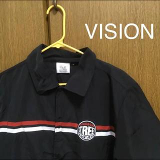 グルービジョンズ(groovisions)の新品未使用 VISION ナイロンジャケット(ナイロンジャケット)