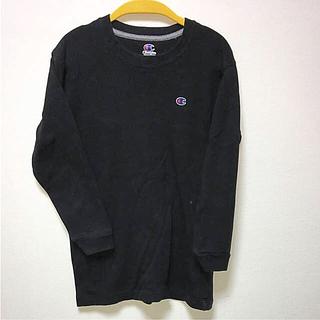 チャンピオン(Champion)のチャンピオン Tシャツ 130㎝ 黒(Tシャツ/カットソー)