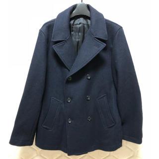 ムジルシリョウヒン(MUJI (無印良品))のコート 無印良品(ピーコート)