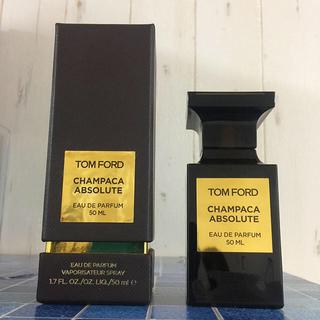 トムフォード(TOM FORD)のTOM FORD CHAMPACA ABSOLUTE 香水50ml(ユニセックス)