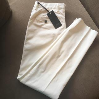 バーニーズニューヨーク(BARNEYS NEW YORK)のPT01 woman pants(クロップドパンツ)