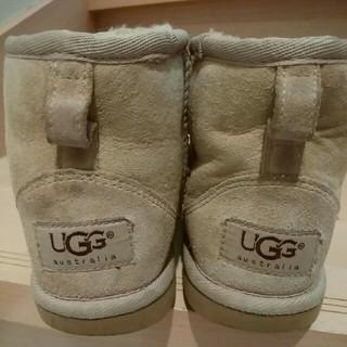 アグ(UGG)のUGGキッズブーツ18㎝(ブーツ)