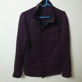 エムケーミッシェルクランオム(MK MICHEL KLEIN homme)のM65ジャケット(ミリタリージャケット)