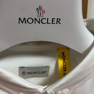モンクレール(MONCLER)のfragment moncler モンクレー モンクレール(シャツ)
