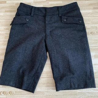 GU - ハーフパンツ パンツ ボトム レディース ズボン