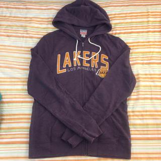 ジャンクフード(JUNK FOOD)のwa波ve様専用☆[公式] LA Lakers × JUNK FOOD パーカー(パーカー)