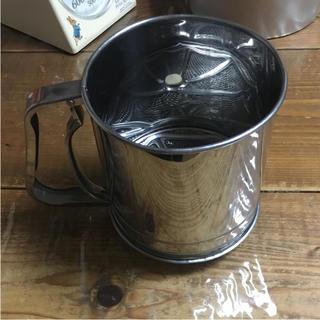 ムジルシリョウヒン(MUJI (無印良品))の粉ふるい ざる(調理道具/製菓道具)
