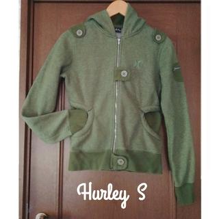ハーレー(Hurley)のHurley⭐パーカー sizeS(パーカー)