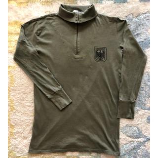 ドイツ軍 ジップスエット デッドストック新品(戦闘服)