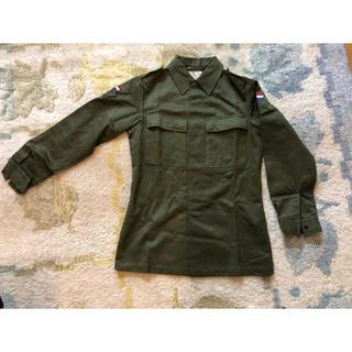 オランダ軍ジャケット デッドストック新品 (戦闘服)