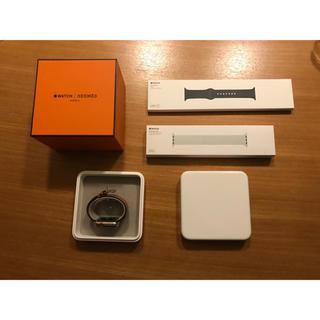 アップルウォッチ(Apple Watch)の専用 apple watch HERMES series3  42mm(腕時計(デジタル))