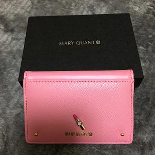 マリークワント(MARY QUANT)のマリクワ🌸パスケース カード入れ(パスケース/IDカードホルダー)