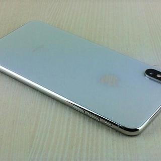 iPhoneXS Max 256GB 本体のみ美品 三角判定永久保証つき(スマートフォン本体)