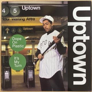 UPTOWN(ターンテーブル)