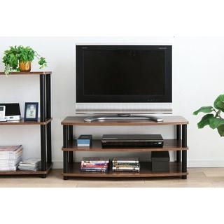 おしゃれ 収納ラック テレビ台 テレビボード ローボード 150 テレビラック (ローテーブル)
