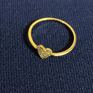 アーカー(AHKAH)のお値下げ!AHKAHリング8500円(リング(指輪))