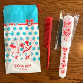ディズニー(Disney)のスタジオアリス ディズニー ヘアブラシ&コームセット(ヘアブラシ)