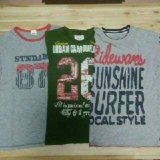 イッカ(ikka)の150  Tシャツ3枚セット❲ikka,eaB❳(Tシャツ/カットソー)