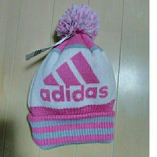 アディダス(adidas)の新品タグ付き! アディダス ニット帽(ニット帽/ビーニー)