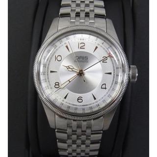 オリス(ORIS)の値下げ!ビッグクラウンポインターデイト 裏スケ自動巻き 付属品あり(腕時計(アナログ))