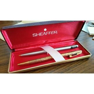 シェーファー(SHEAFFER)のシェーファー 444XFINE ボールペン2本セット(ペン/マーカー)