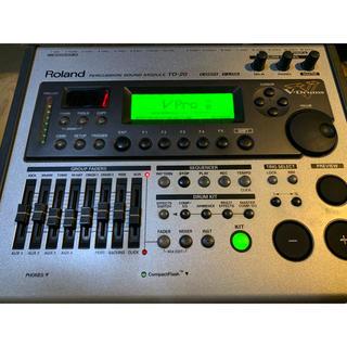 ローランド(Roland)のRoland TD-20 サウンドモジュール(電子ドラム)