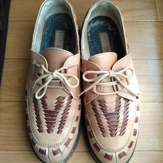 ピンクハウス(PINK HOUSE)のピンクハウス ビンテージ靴(ローファー/革靴)