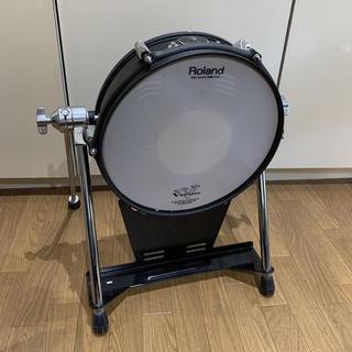 ローランド(Roland)のRoland kd-120(電子ドラム)