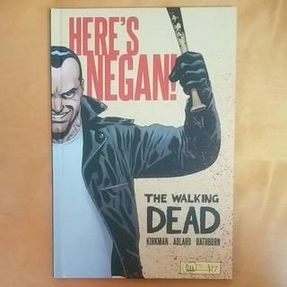 The Walking Dead: Here's Negan ハードカバー(アメコミ/海外作品)