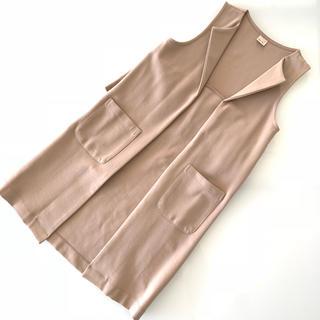 プティマイン(petit main)のプティマイン ロングジレ(ジャケット/上着)
