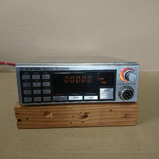 SHINWA SC905 GⅡ(アマチュア無線)