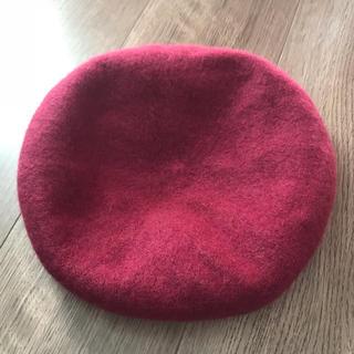クーコ(COOCO)のベレー帽(ハンチング/ベレー帽)