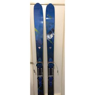 エラン(Elan)のエラン スキー板 スペクトラム95 BDビンディング付き テレマークスキー(板)
