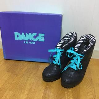 ダンスエルビーゼロスリー(DANCE LB-03)のLB-03 DANCE レースアップスニーカー(スニーカー)