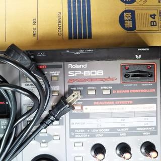 korg ea roland sp808 セットで(その他)