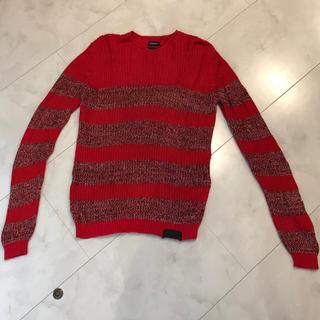 ディーゼル(DIESEL)のkoba様 商談中    ディーゼル セーター 美品  (ニット/セーター)