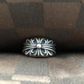 クロムハーツ(Chrome Hearts)のクロムハーツフローラルクロス(リング(指輪))