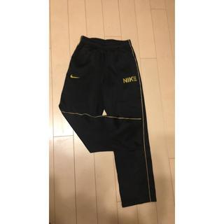 ナイキ(NIKE)のNIKE 黒×ゴールド ジャージ パンツ(カジュアルパンツ)