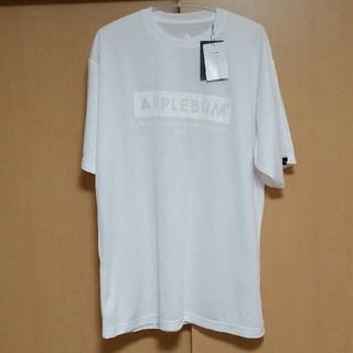 アップルバム(APPLEBUM)のApplebm Tシャツ アップルバム 白 ビッグサイズ    (Tシャツ/カットソー(半袖/袖なし))