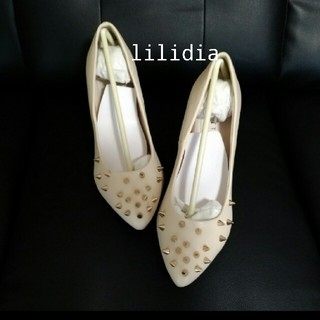 リリディア(Lilidia)のlilidia 新品パンプス(ハイヒール/パンプス)