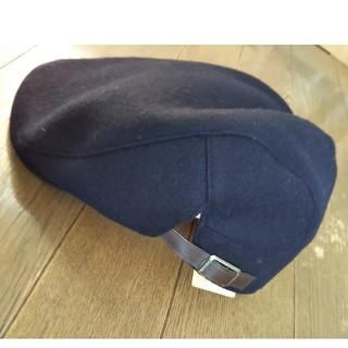 オーバーライド(override)の*値下げ中*override ハンチング サイズ:54~56cm(ハンチング/ベレー帽)