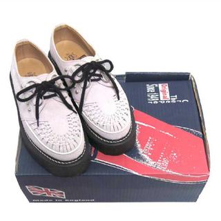 ジョージコックス(GEORGE COX)の数店舗限定商品 GEORGE COX &E hyphenコラボラバーソール(ローファー/革靴)