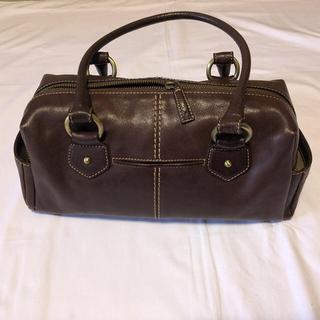 ツチヤカバンセイゾウジョ(土屋鞄製造所)の土屋鞄 オイルヌメ革 ミニ ボストンバッグ (ショルダーバッグ)
