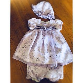 コアラベビー(KOALA Baby)のKoara ベビー  お呼ばれ  3〜6ヶ月(ワンピース)